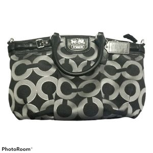 COACH Madison Lurex Sophia Bag